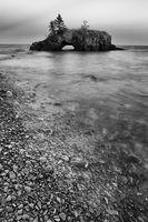 Tombolo Island