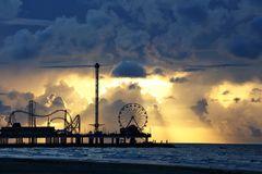 Pleasure Pier Galveston