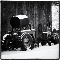 Dueling Tractors