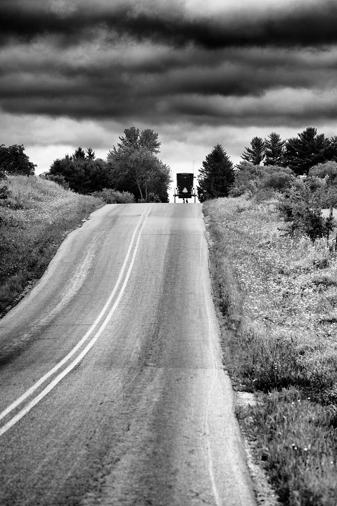 Amish, Buggy, Amish Buggy
