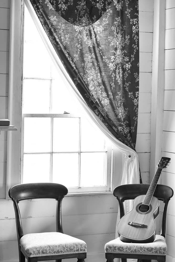 guitar, widow, country